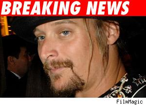 Kid Rock at the VMA's