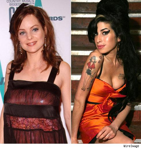 Kimberly Williams-Paisley, Amy Winehouse