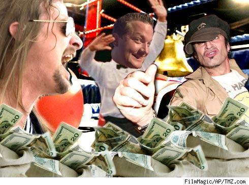Kid Rock vs. Tommy Lee