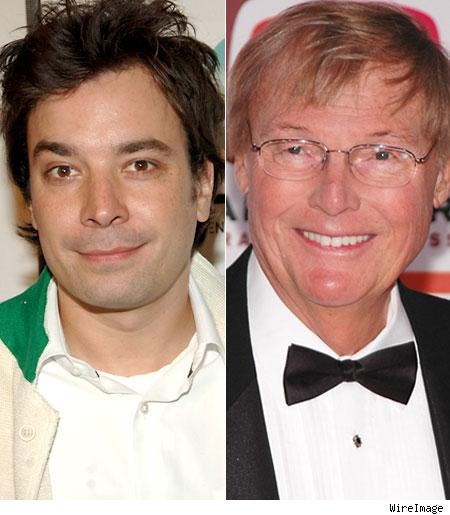 Jimmy Fallon, Adam West