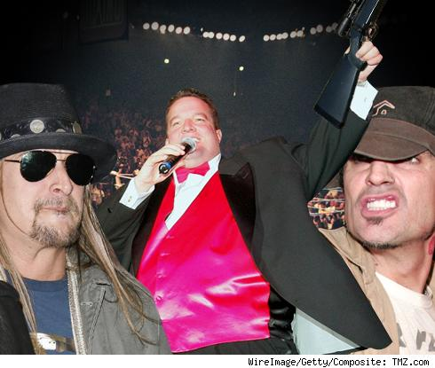 Kid Rock, Beacher, Tommy Lee