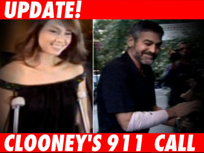 Clooney audio