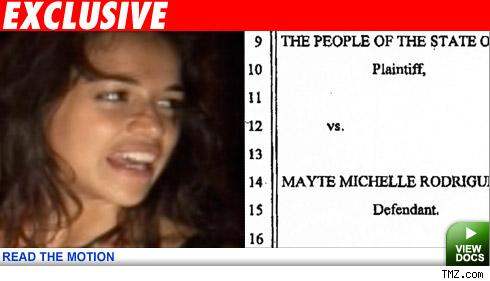 Exclusive: Michelle Rodriguez