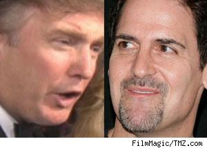Donald Trump, Mark Cuban