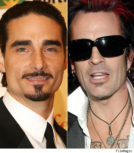 Kevin Richardson, Tommy Lee