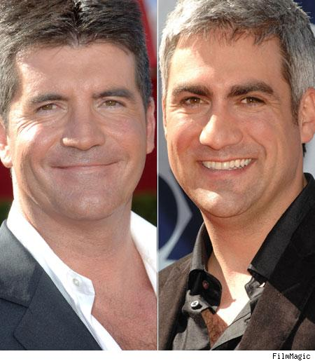 Simon Cowell, Taylor Hicks