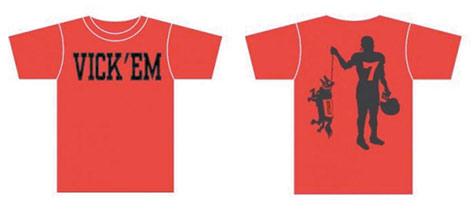 Michael Vick shirts