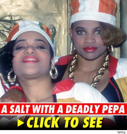 Salt-n-Pepa circa 1988