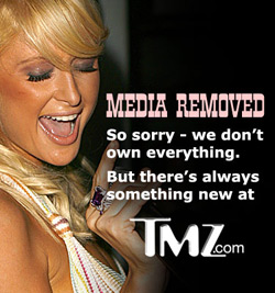 Click to return to TMZ.com