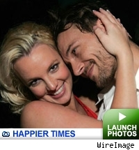 Britney and K-Fed -- Click to launch