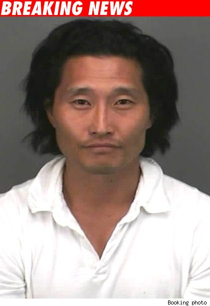 Daniel Kim Booking Photo