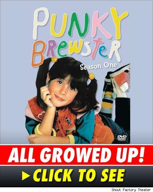 Punky Brewster