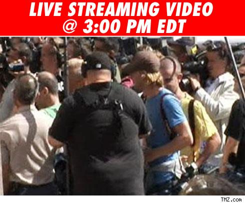 Live Streaming Video @ 3:00 PM EDT