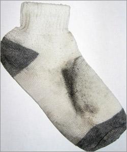 Rick's sock