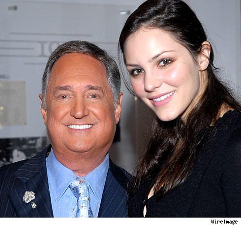 Neil Sedaka and Kat McPhee