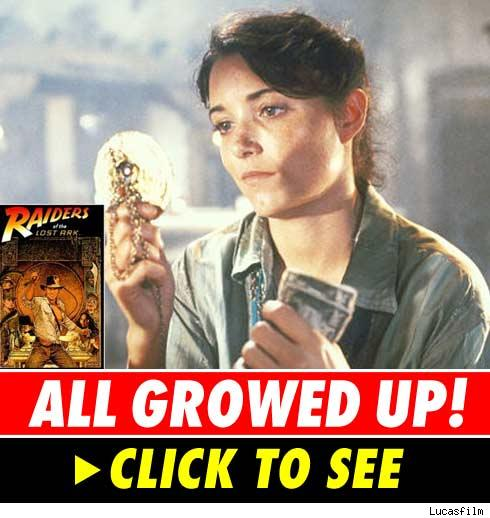Karen Allen -- what does she look like now?