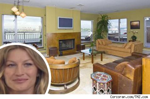 Gisele Bundchen's Penthouse