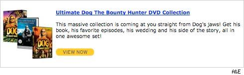Ultimate Dog The Bounty Hunter DVD Collection