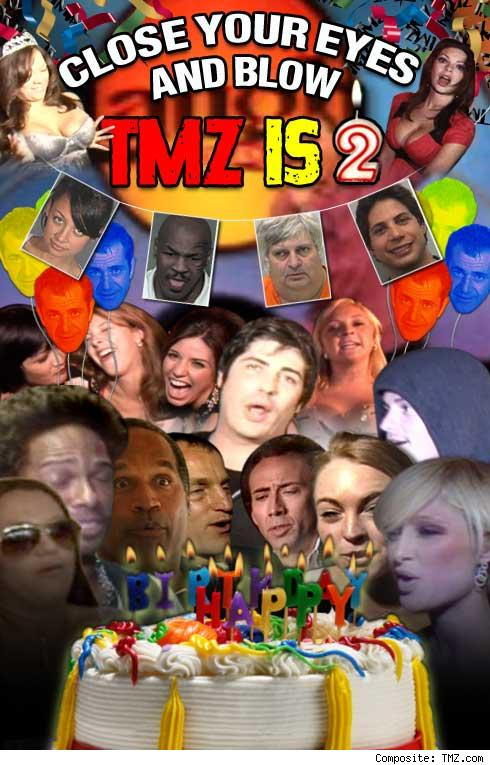 TMZ Turns Two