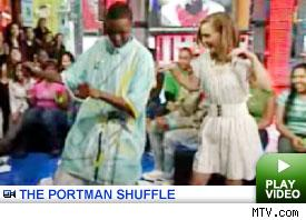 Natalie Portman and Soulja Boy: Click to Watch!