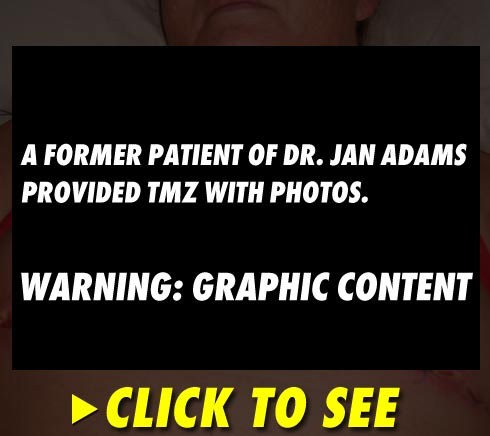 Dr. Jan Adams patient