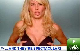 Heidi Klum: Click to watch