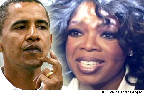 Obama and Oprah