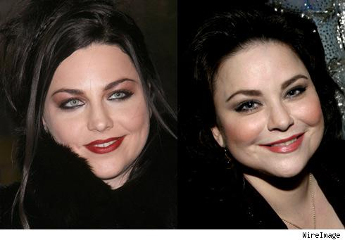 Amy Lee and Delta Burke