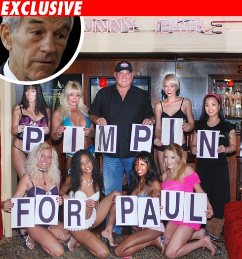 "Ron Paul Supporters Advocate ""Laissez Faire"" Sexuality in Cheap Political Ploy for Votes"