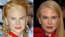 Nicole Kidman Gets Waxed!