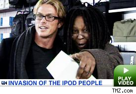Jason Lewis & Whoopi Goldberg: Click to watch
