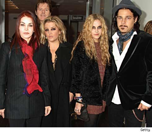 Priscilla, Lisa Marie Presley, Riley Keough, Ryan Cabrera