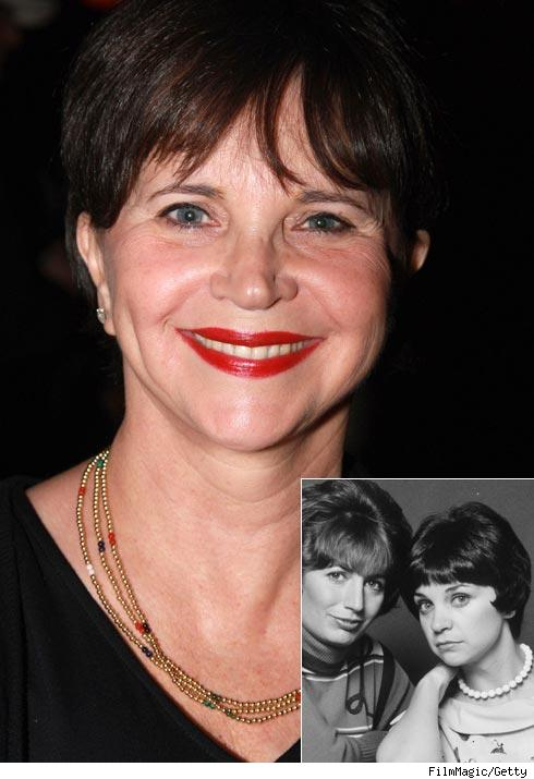 Cindy Williams: then and now