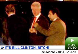 Bill Clinton: Click to watch
