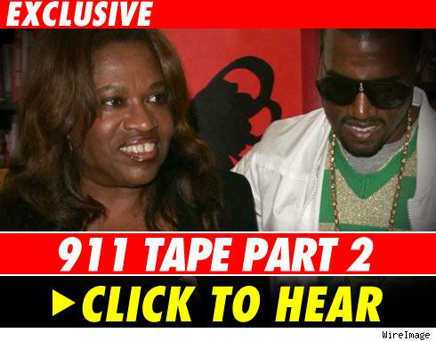 Donda West 911 call part 2