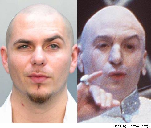 Pitbull/Dr. Evil