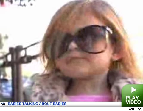 Mini Jamie Lynn Spears: Click to watch!