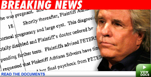 Jon Peters' lawsuit