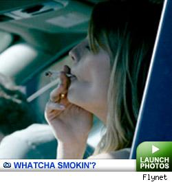 Whatchs smokin?