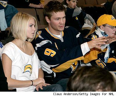 Kenzie Dalton & Chad Michael Murray