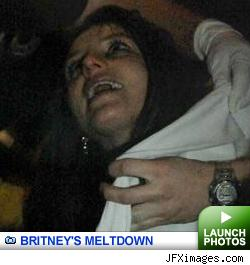 Britney's Meltdown