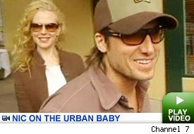Nicole Kidman &amp; Keith Urban: Click to watch