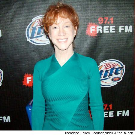 Kathy Griffin on Kathy Griffin    Undercover Without Cover   Tmz Com