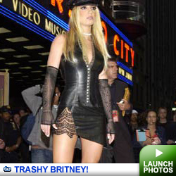 Launch Trashy Britney