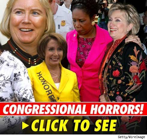 Politcal Fashion disasters: click to see