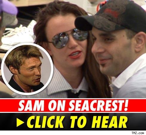 Britney & Sam: Click to listen