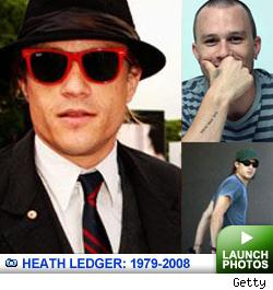 Remembering Heath Ledger -- click to launch