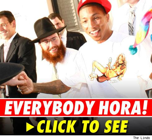 Pharell and the Jews