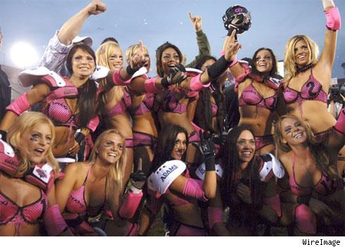 The Lingerie Bowl