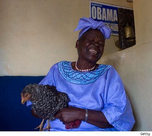 Barack Obama's Grandmother